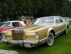 Lincoln Continental mk V Diamond Jubilee