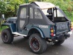 Mitsubishi Jeep Turbo