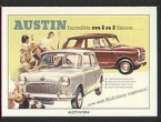 Austin Mini Saloon