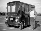 Willys Mail Van