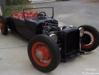 Ford Rat Rod Roadster