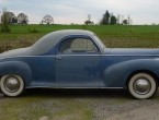 Lincoln Zephyr 5-window coupe