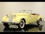 Packard Model 120 Darrin Convertible Victoria