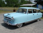Nash Rambler Cross Country