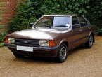 Ford Cortina 1600 XLE