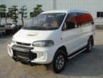 Mitsubishi Delica Space Gear Exceed 2800 Turbo