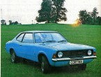 Ford Cortina 2dr