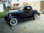 Ford 3-Window Coupe