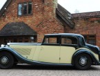 Bentley 3 litre saloon