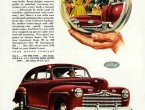 Ford Super De Luxe coupe