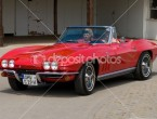 Chevrolet Corvette C2 Sting Ray Convertible