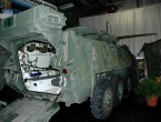 General Motors of Canada Light Armoured Vehicle III LAV III