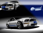 Ford Mustang Shelby GT 500 KR