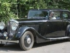 Bentley 3 litre Continental Saloon