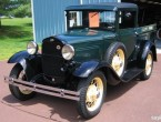 Ford Model A Closed Cab Pickup