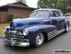 Chevrolet Fleetline Aero