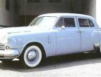 Studebaker Commander Land Cruiser sedan