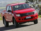 Ford Ranger XL Plus 25 TDCi 4x4