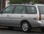 Ford Escort LX Wagon