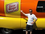 Unknown Oscar Mayer Weiner Wagon