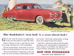 Studebaker Commander 4-door sedan