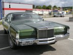 Lincoln Continental mk IV coupe