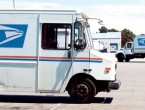 Unknown USPS truck