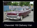 Chevrolet 150 delivery