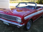 Ford Falcon Sprint Convertible