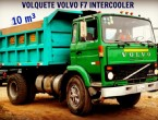 Volvo F7 Intercooler