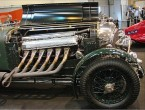 Bentley Petersen 45 Blower