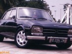 Peugeot 504 Papamobile