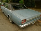 Ford Galaxie 500 4dr