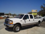 Ford F-350 XLT Super Duty crew cab