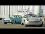 Ford Thunderbird 50th anniversary edition