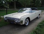 Lincoln Continental 4dr conv