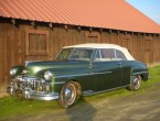De Soto Custom Fifth Avenue coupe