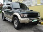 Mitsubishi Pajero 30 Intercooler Turbo