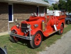 Ford Model AA Fire Truck