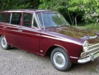 Ford Cortina De Luxe wagon