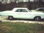 Ford Fairlane 2dr Club coupe