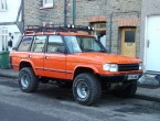 Land Rover Range Rover Vogue EFi