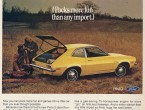 Ford Pinto Runabout