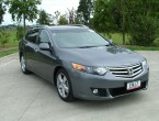 Honda Accord Euro Tourer N