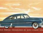 Pontiac Streamliner 4-door sedan