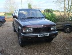 Vauxhall Monterey 31D Limited