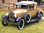 Ford Model A sport coupe