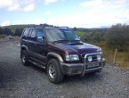 Isuzu Trooper 30L