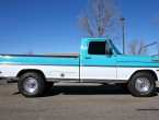 Ford F-250 Camper Special