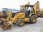 Caterpillar 446D Back Hoe